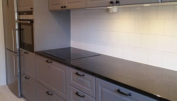 Lägenhetsrenovering Stockholm kök